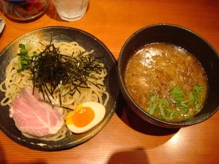 ほん田濃厚豚骨魚介つけ麺麺少なめ.jpg
