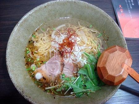 天雷軒東日本橋店海老薫潮拉麺.jpg